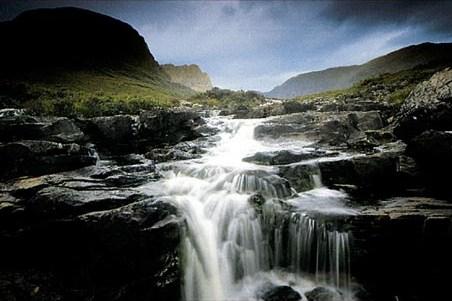 Castle Falls, Southern Ireland - Edmund Nagele