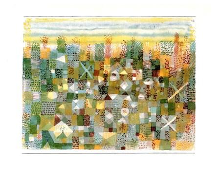 Il Gardino - Paul Klee