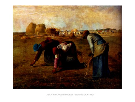 The Gleaners - Jean Francois Millet