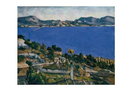 L'Estaque - Paul Cezanne