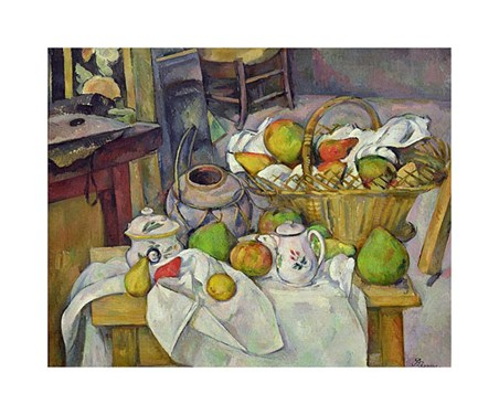 Still Life - Paul Cezanne