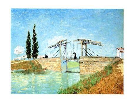 Il Ponte Di Langlois - Vincent Van Gogh