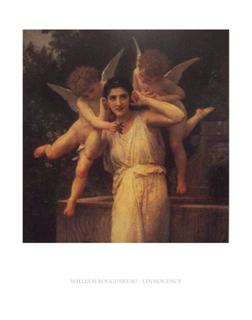 Innocence - William Bouguereau