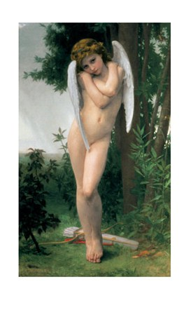 Cupidon - William Bougereau