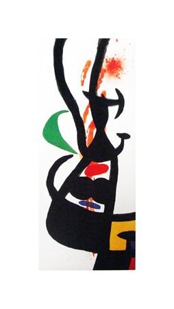 The Crew Chief - Joan Miro