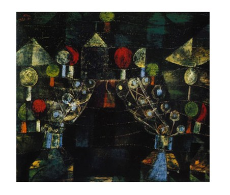 Pavilion of Women - Paul Klee