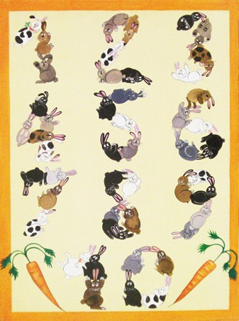 Counting Bunnies - Educational Fun