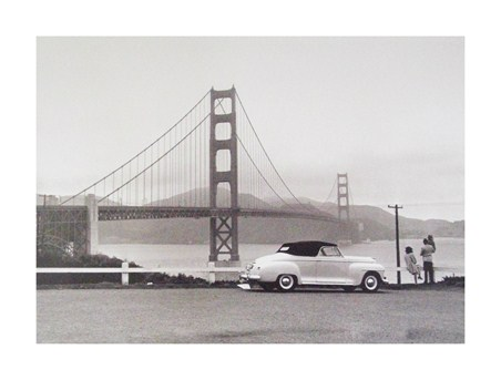 Golden Gate Bridge - Arthur Rothstein