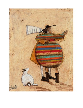 Dancing Cheek to Cheeky - Sam Toft