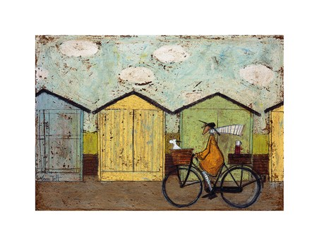 Off for a Breakfast - Sam Toft