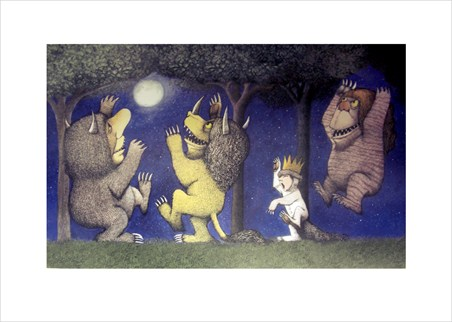 A Wild Rumpus - Where the Wild Things Are