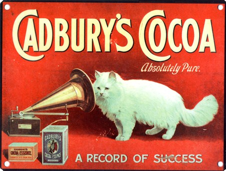 A Record Of Success - Cadbury's Cocoa