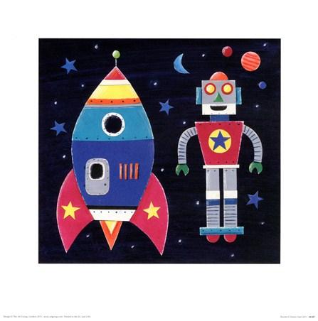 Rocket - Simon Hart