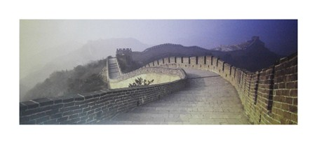 The Great Wall of China - Peter Adams