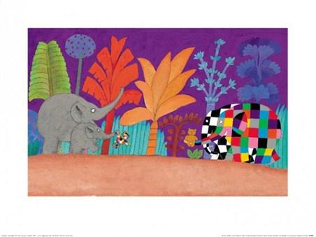 Elmer, Wilber & Teddy - David McKee