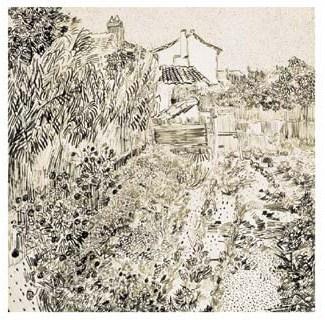 The Flower Garden, 1888