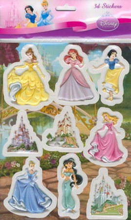 Fairytales and Castles - Disney Princesses