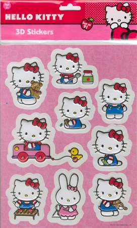 It's Time to Play! - Hello Kitty