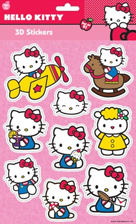 Play Time - Hello Kitty