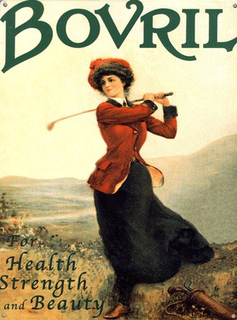 For Health Strength and Beauty - Bovril