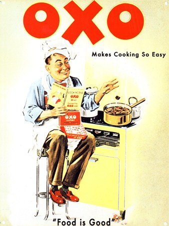 Makes Cooking So Easy, Oxo Cubes