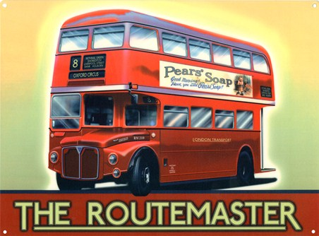 The Routemaster - London Transport