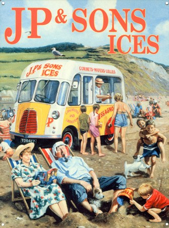 JP & Sons Ices - Kevin Walsh