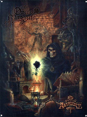 The Opus Magnus - Alchemy Gothic