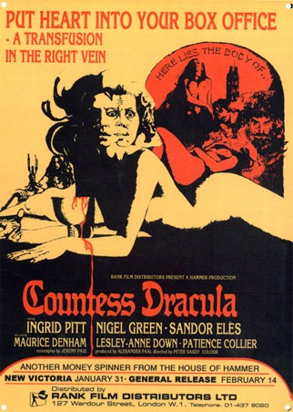 A Transfusion in the Right Vein - Countess Dracula