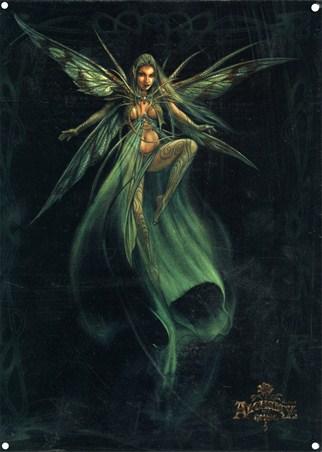Absinthe Fairy - Alchemy Gothic