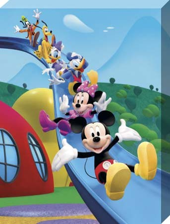 Sliding to Happiness! - Mickey Mouse Clubhouse