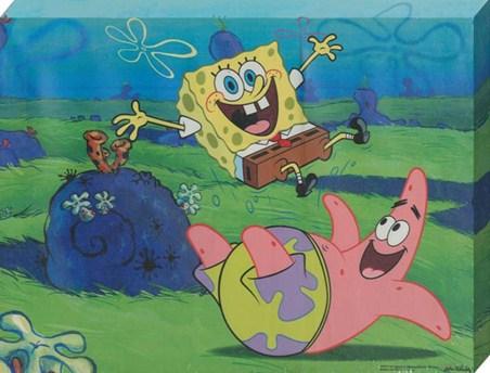 Under the Sea Fun in Bikini Bottom - Spongebob Squarepants