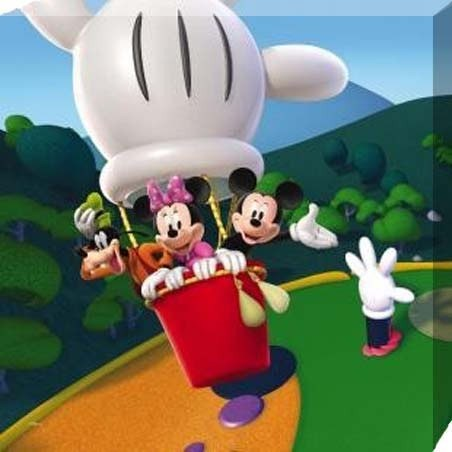 Hot Air Balloon Party - Mickey Mouse & Friends