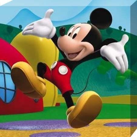 Full of Fun! - Mickey Mouse