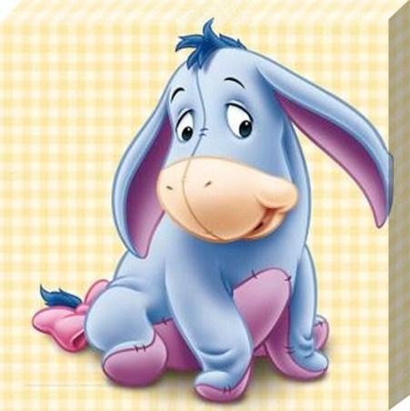 Baby Eeyore - Winnie The Pooh