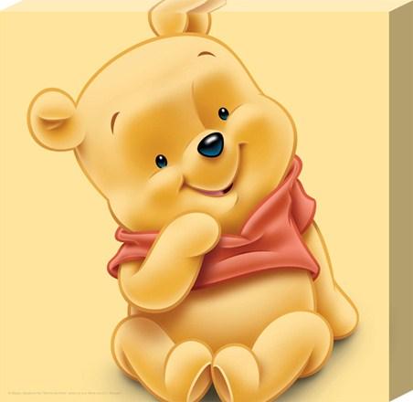 Baby Pooh - Winnie The Pooh