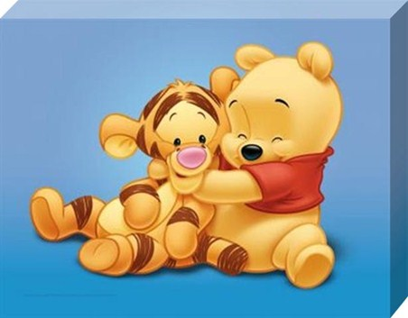 Friends Forever, Pooh and Tigger - Winnie The Pooh