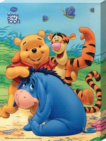 Pooh, Tigger & Eeyore Best Friends Forever! - Disney's Winnie the Pooh