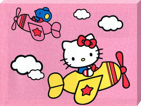 Up and Away with Hello Kitty - Sanrio's Hello Kitty