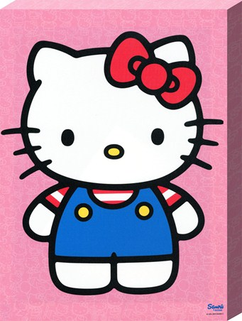 Everyone's Favourite Cat Looking Adorable - Sanrio's Hello Kitty