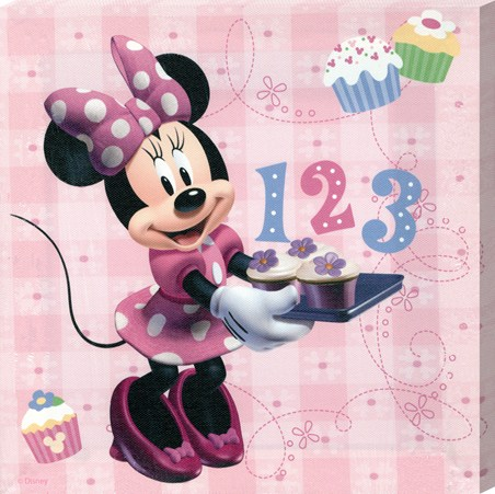 Count With Me to 1-2-3! - Minnie Mouse