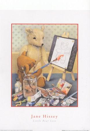 Little Bear Lost - Jane Hissey