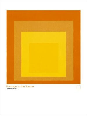 Homage to the Square - Joseph Albers