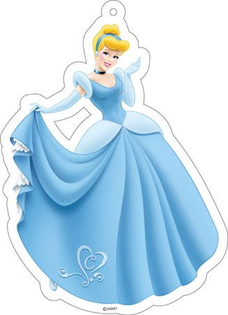 Cinderella Dressed for The Ball - Disney Princesses