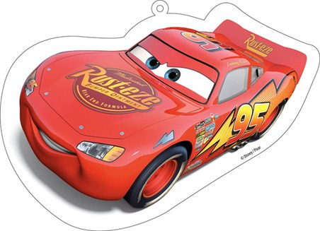 Supercar Lightning McQueen - Cars: The Movie