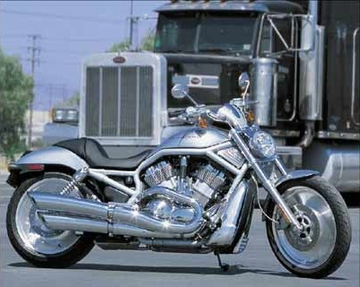 Silver Machine - Harley Davidson