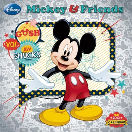 Mickey & Friends - Walt Disney