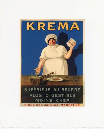 Krema - Leonetto Cappiello