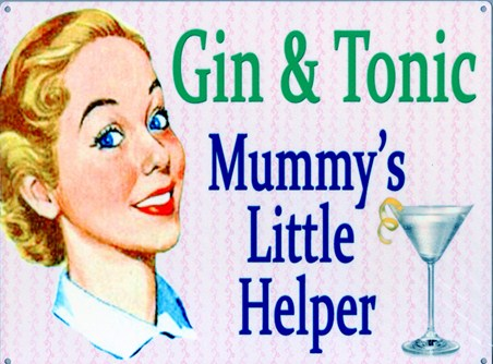Gin & Tonic - Mummy's Little Helper