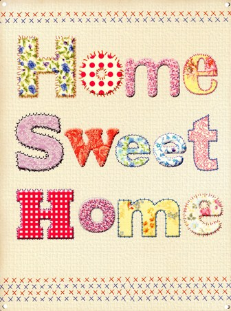 Home Sweet Home - Patchwork Perfection